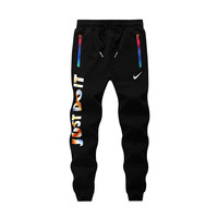 Nike Women Men Unisex Casual Pants Trousers Sweatpants