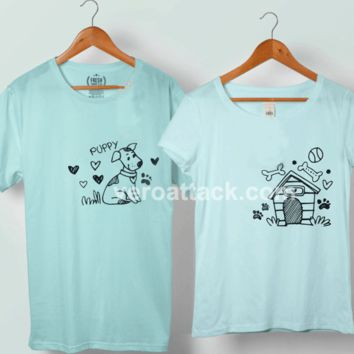 Home sweet home Couple Tshirt size S to 5XL - VEROATTACK