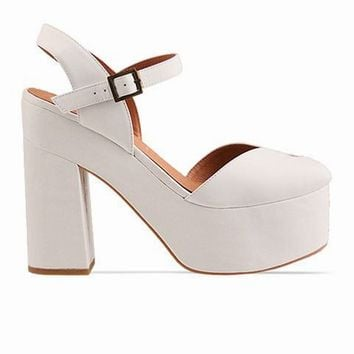 LONESTAR - WILDFOX SHOES at Wildfox Couture in  - WHITE