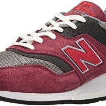 ICIKGQ8 new balance men s 997 enduring purpose made usa fashion sneaker