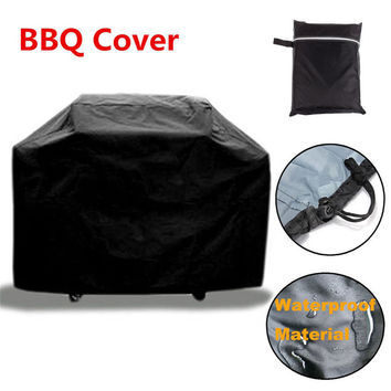 BBQ Grill Cover - Barbecue Grill Protector For Gas Grills