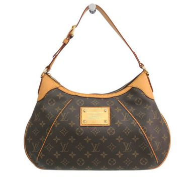 Louis Vuitton Monogram Thames GM M56383 Women's Shoulder Bag Monogram BF308852