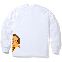 DRAWN MILO LOOK OUT L/S TEE