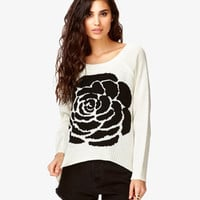 Rose Sweater | FOREVER 21 - 2058130831