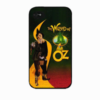 Wizard of Scarecrow Iphone 4 case