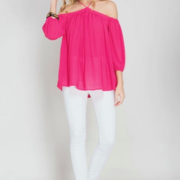 Fiona Off The Shoulder Top