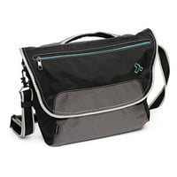 Anti-Theft, Slash-Proof React Messenger Bag
