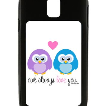 Owl Always Love You Galaxy Note 3 Case  by TooLoud
