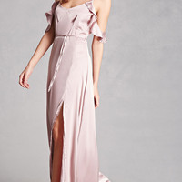 Pixie & Diamond Satin Dress