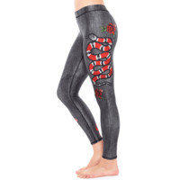 Leggings | Snake Charmer