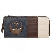 MPW Star Wars Han Solo Zip Wallet