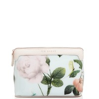 Ted Baker Cosmetic Case - Mishely Rose Print