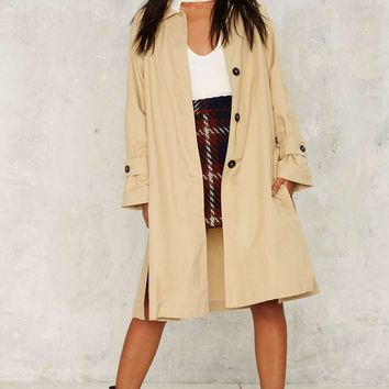 Andrea Trench Coat
