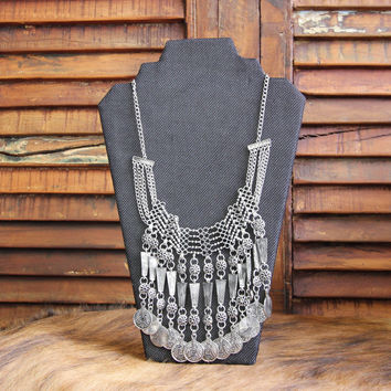 Boho Necklace Suhair