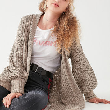 UO Paige Maxi Cardigan | Urban Outfitters