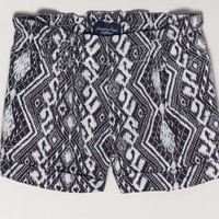 AEO 's Printed Shortie (Cream)