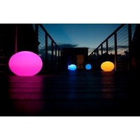 All-Weather Cordless Outdoor Lights - Flat Ball