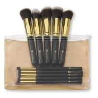 10 pc Sculpt and Blend Brush Set