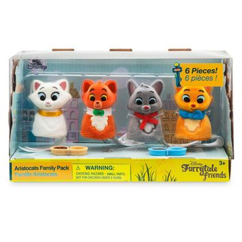 Disney Aristocats Family Pack Playset Furrytale Friends New with Box