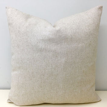 Linen Pillow Cover, Natural Linen Pillow, Throw Pillows, Rustic Pillows, Boho Pillows, Decorative Linen Pillows, Linen Cushion Pillow Covers