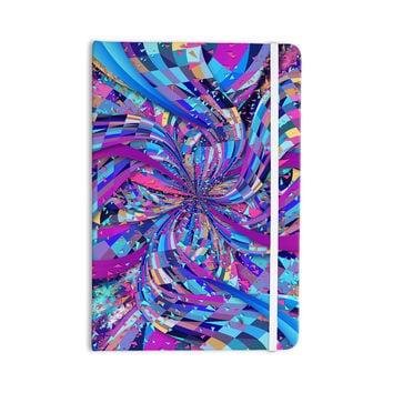 "Danny Ivan ""Flavours Explosion"" Purple Blue Everything Notebook"