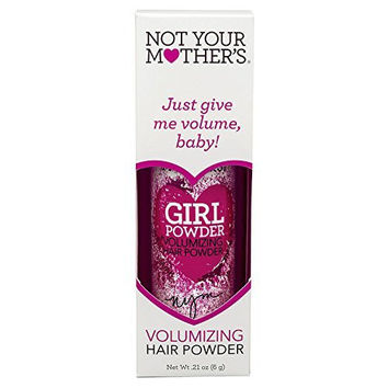 Not Your Mother's Girl Powder Volumizing Hair Powder, 0.21 Ounce