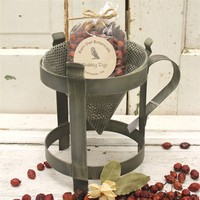 Apple Masher Sifter for Scented Rosehips