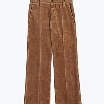 Cropped Corduroy Pants | Marc Jacobs