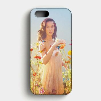 Katy Perry iPhone SE Case