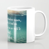 Extraordinary Life Coffee Mug by Elizabeth Andersson