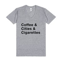 Coffee Cities Cigarettes