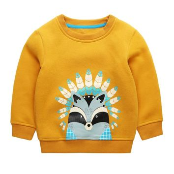 Hoodies for Boys Svitshot New Year Boy Clothes Sweatshirts for Boys Christmas Costumes for Kids Sweaters for Children Hoodie Kid