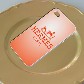 H Paris Logo 1 Art For Iphone 4/4s/5/5c/5s Plastic Case, iPhone 4/4s, 5 Rubber Case and Samsung S2/S3/S4 Plastic/Rubber case