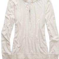 Aerie 's Zip Lightweight Sweatshirt