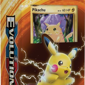 "Pokemon XY12 ""Evolutions"" Theme Deck - Pikachu Power (English)"