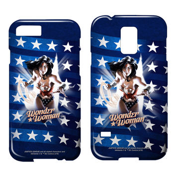 Wonder Woman Ripped Flag Smartphone Case Samsung/iPhone