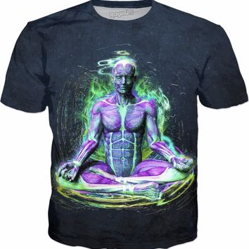 Hyperfuse Meditation - T-Shirt