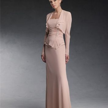 modest mother of the bride dresses
