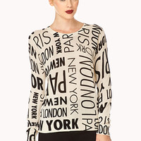 Across The Globe Sweater