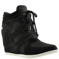 ANARCHY WEDGE SNEAKER