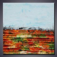 Sale 30 off Modern Landscape 3D Abstract Palette by adrianaoancia