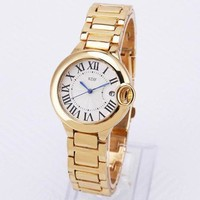 Cartier Ladies Men Fashion Quartz Watches Wrist Watch