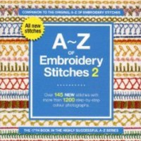 StefsBookNews - A-Z of Embroidery Stitches: v. 2