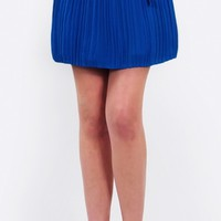 High Tide Pleated Skirt*