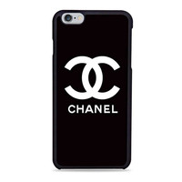 chanel black logo Iphone 6 Case