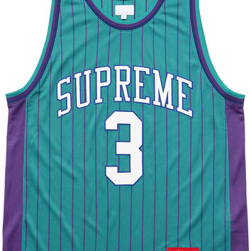 Supreme Crossover Basketball Jersey