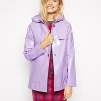 ASOS | ASOS Rain Trench In Vintage Styling at ASOS