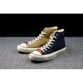 Converse Chuck Taylor ALL STAR 1970s High Top Canvas Flats Sneakers Sport  Shoes 6aa00af4d