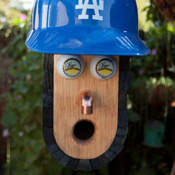 Los Angeles Dodgers Bird House