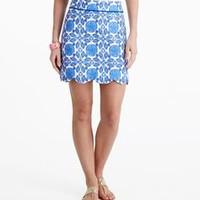 Shell Tile Scallop Margo Skirt